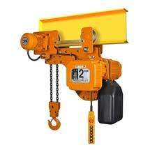 Motor Trolly Chain Hoist