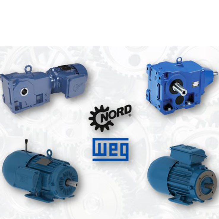 Electric Motors & Gearboxes